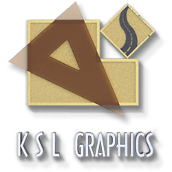 KSL Graphics Logo